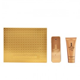 Set de Parfum Bărbați One Million Paco Rabanne (2 pcs) Set de Parfum Bărbați One Million Paco Rabanne (2 pcs) Set de Parfum Bărbați One Million Paco Rabanne (2 pcs) Set de Parfum Bărbați One Million Paco Rabanne (2 pcs) Set de Parfum Bărbați One Million P